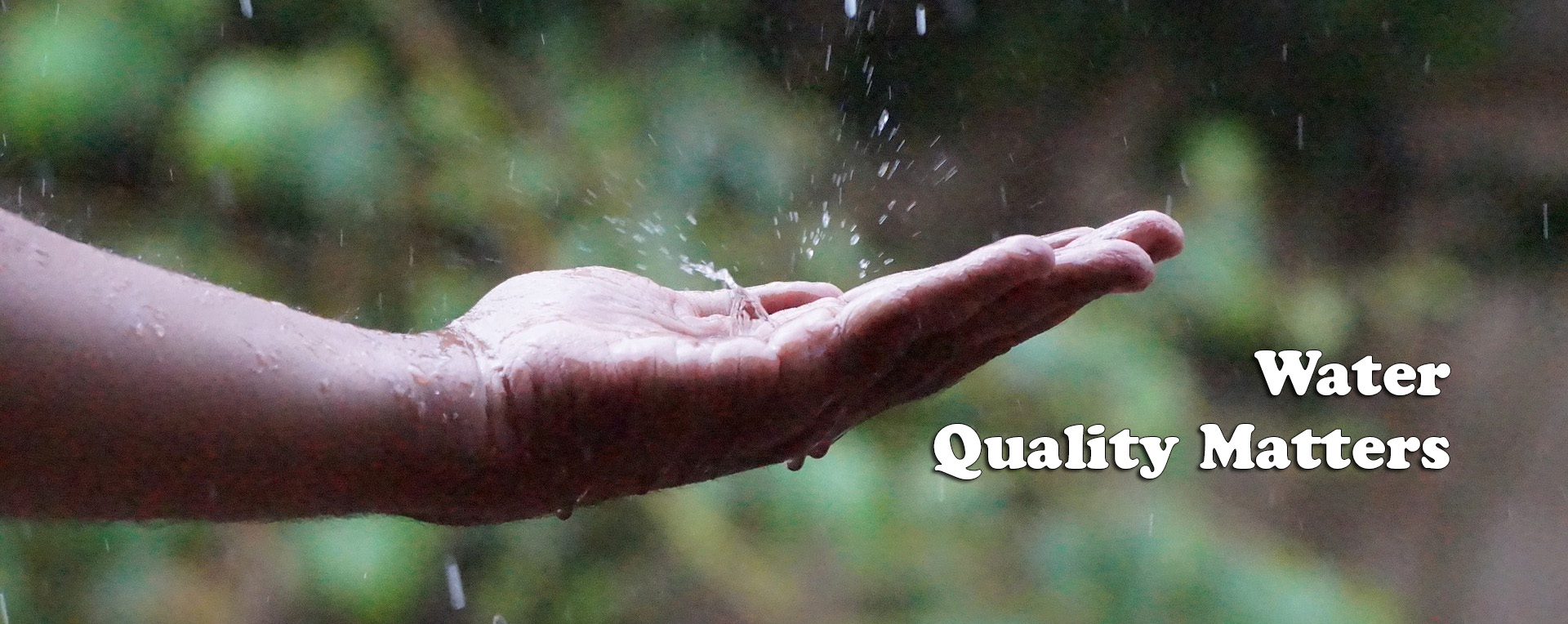 Excellent drinking water - water quality matters at Leeds Water Works Board Leeds Alabama