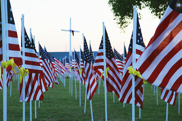 Leeds Water Works wishes you a safe & happy Memorial Day 2017.  Freedom is never free and we appreciate the sacrifice and service from those who gave their lives for our freedom!